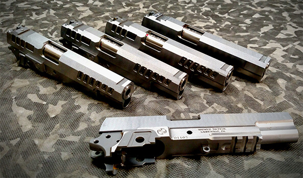Short Block Kit - Warwick Tactical