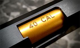 Titanium Nitride Coating - Warwick Tactical
